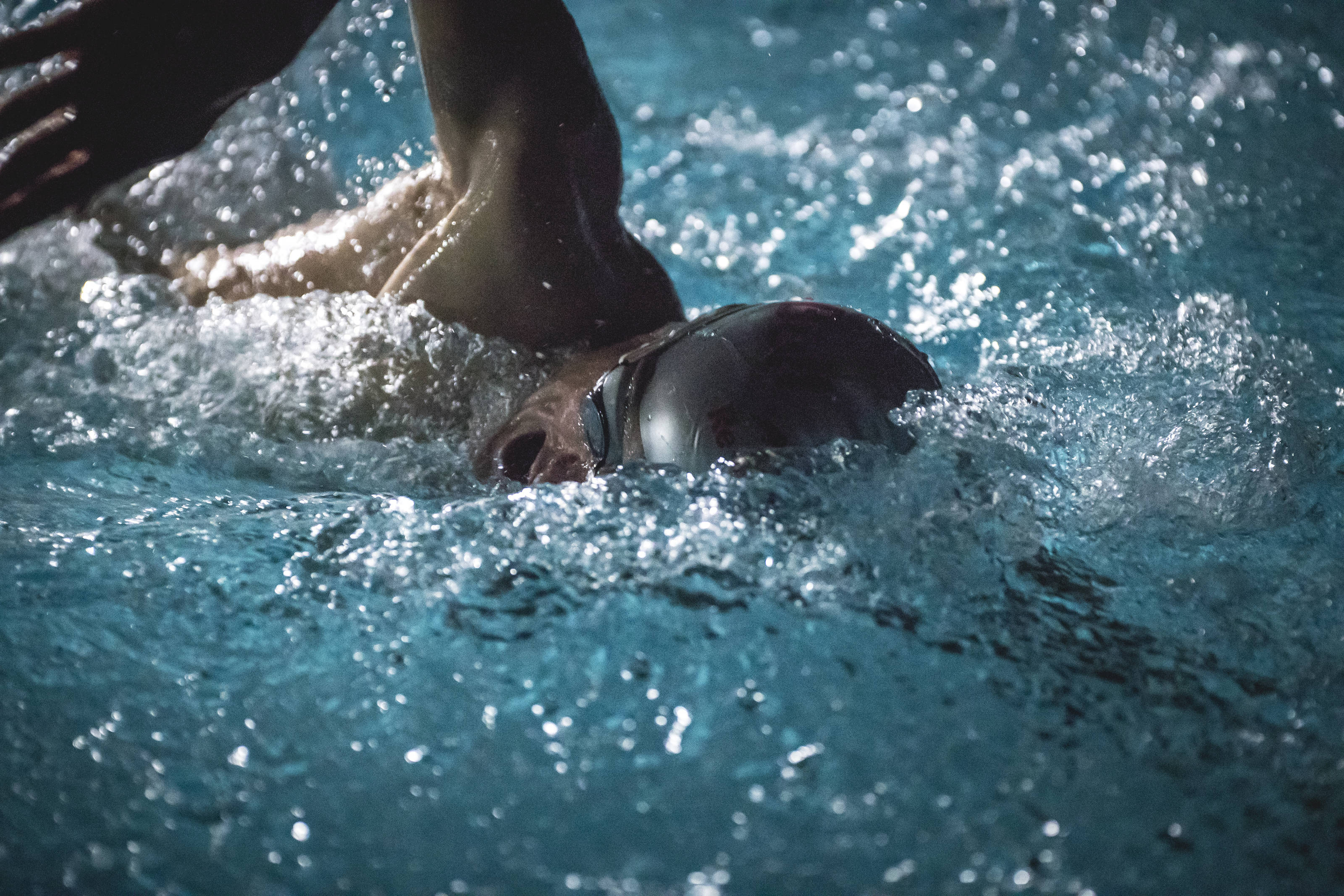 Gerald Ferencz swimming injuries performance rx sports care chiropractor tustin sports massage